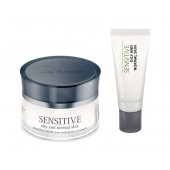 SENSITIVE oily and normal skin
